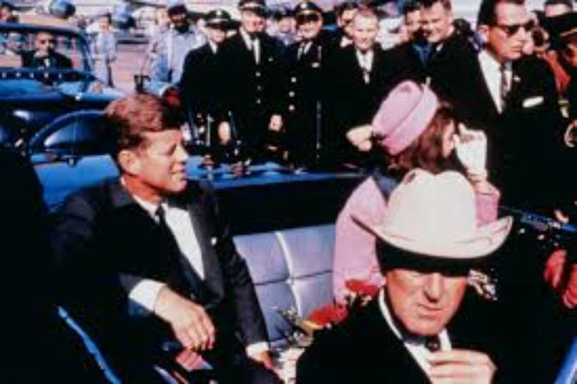 the event of jfks assassination