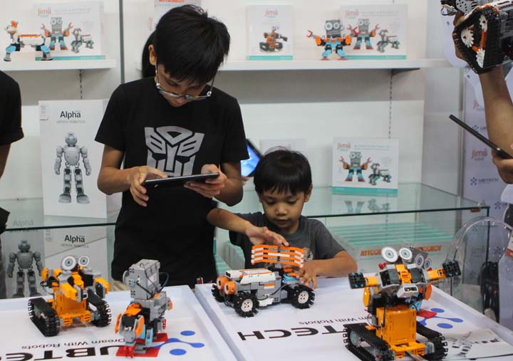 Banbros Ubtech Bring Robotics Learning For Schools Homes To Phl