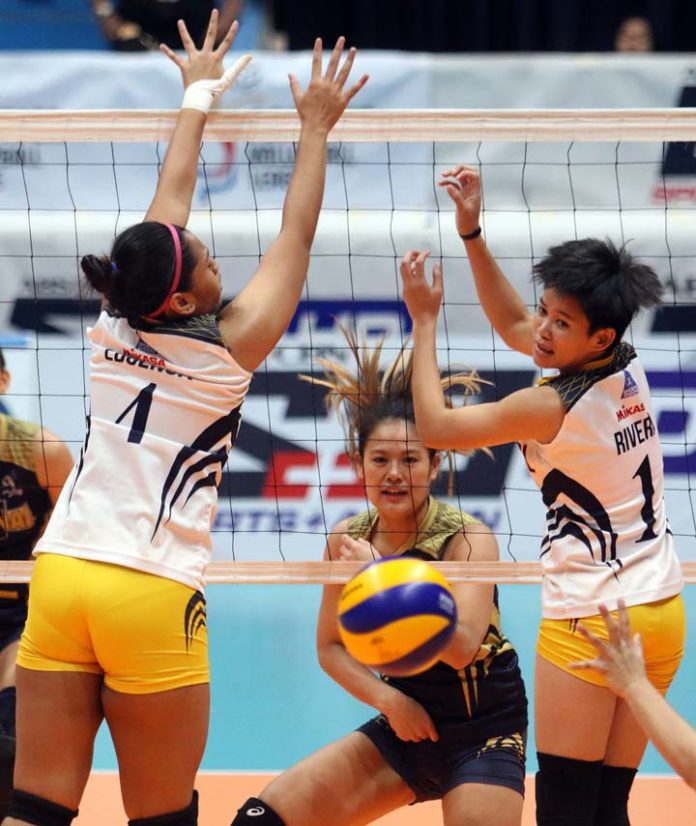 Adamson, NU try to clinch PVL semis spots
