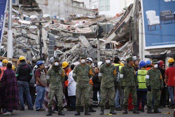 USGS reports of 6.2 magnitude quake 12 miles southeast of Oaxaca, Mexico