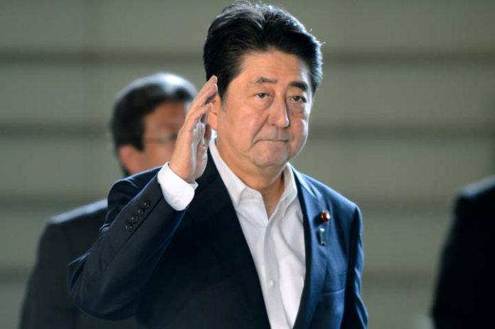 Japan's PM Shinzo Abe calls snap election