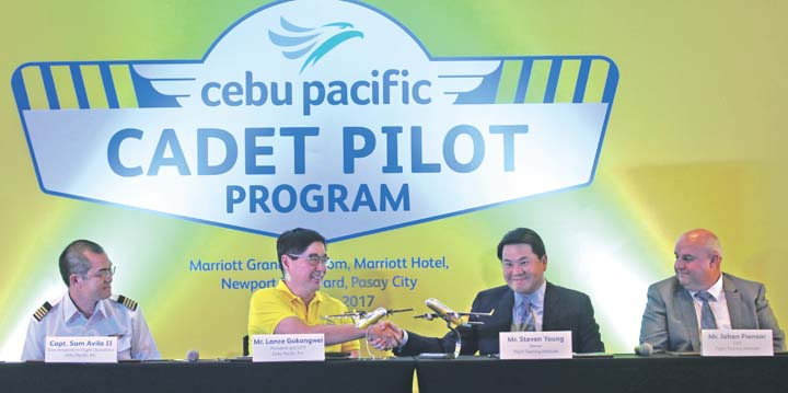 Cebu Pacific to pay for training of pilots | BusinessMirror