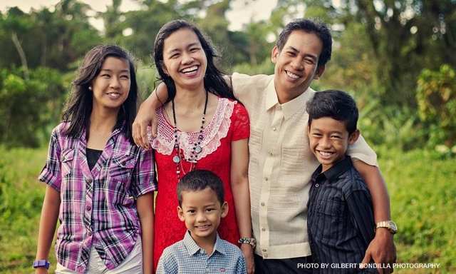 Strengthening Filipino Families