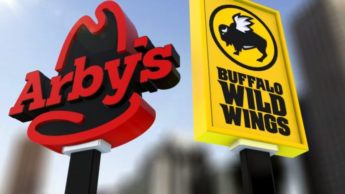 Arby's shelling out $2.4 billion for Buffalo Wild Wings