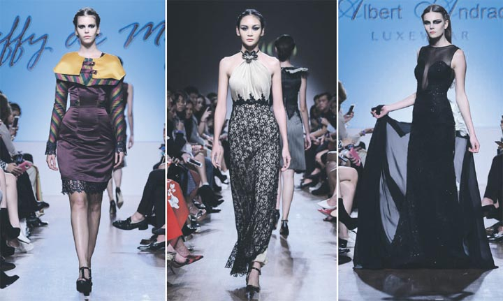 All-out glamour in Singapore | BusinessMirror
