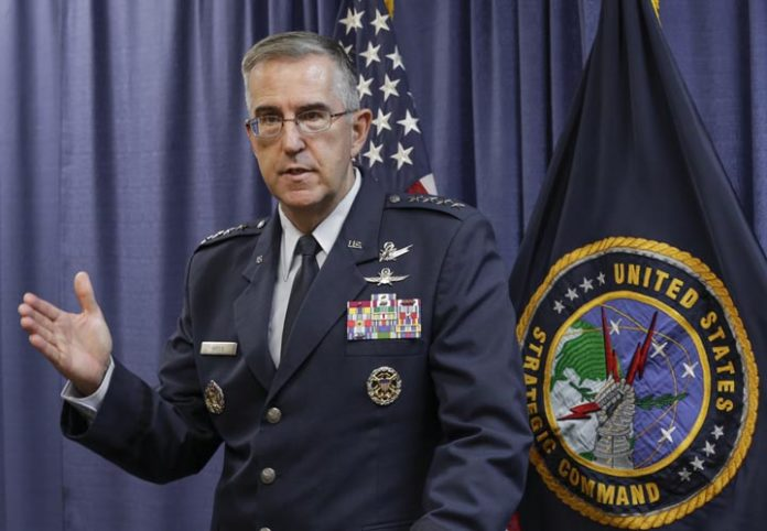 U.S.  nuclear chief would resist 'illegal' presidential strike order