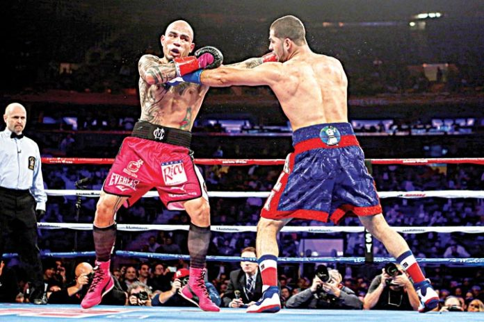 Miguel Cotto fight time, date and venue