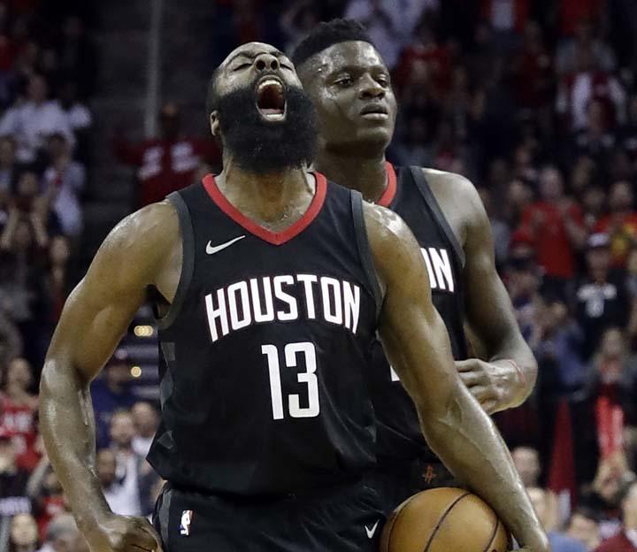 James Harden Points Last Night: Rockets, Warriors Extend Hot Streak