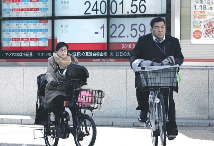 Trade surplus stays in the black at ¥2.9 tril