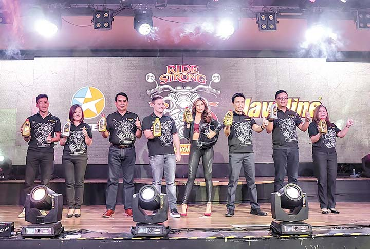 Caltex rolls out new motorcycle oils businessmirror for Motoring technical training institute