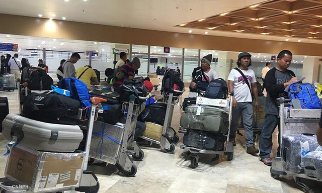 Immigration bureau vows to fast track processing of departing