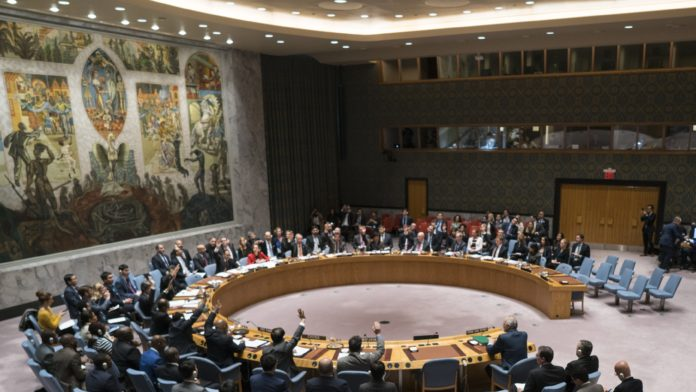 United Nations report says North Korea aided Syrian chemical weapons projects