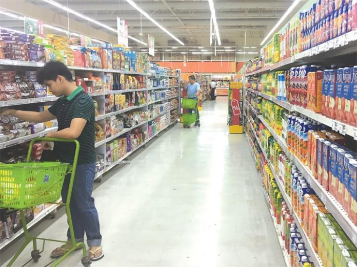 Inflation hits 3-year high of 4% in January