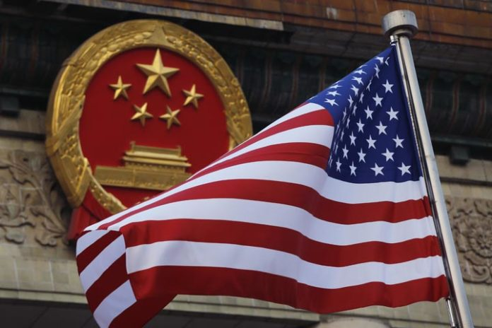 China accuses U.S.  of 'Cold War mentality'
