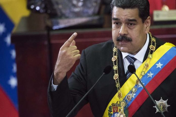 Venezuela: Official Registration Begins for 2018 Presidential Elections