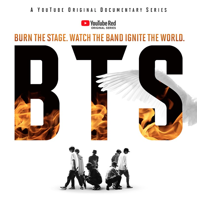 Big Hit Entertainment and YouTube Red launch original series BTS ...