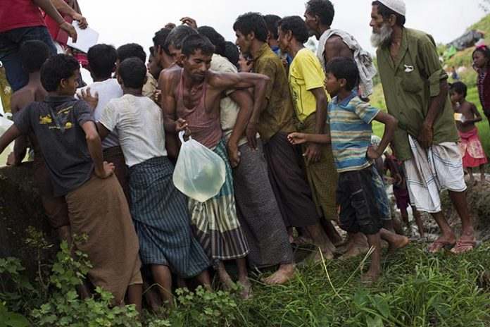 Myanmar builds military bases where Rohingya homes and mosques stood: Amnesty