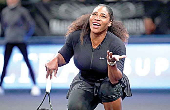 Serena William Might Make An Entrance In The Upcoming Paribas Open