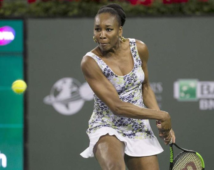 Indian Wells: Venus sets up semi-final clash with Kasatkina