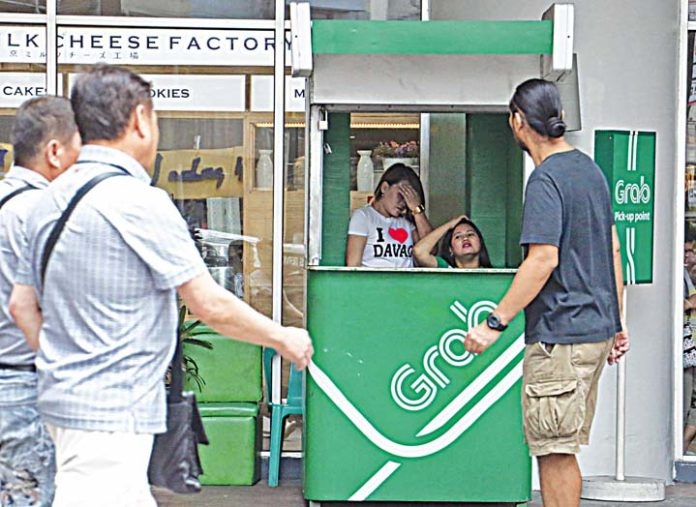 Grab: Price spikes due to higher demand, not absence of rival | BusinessMirror