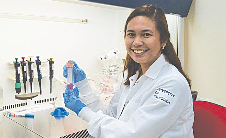 woman scientist leads study on parkinson s disease businessmirror
