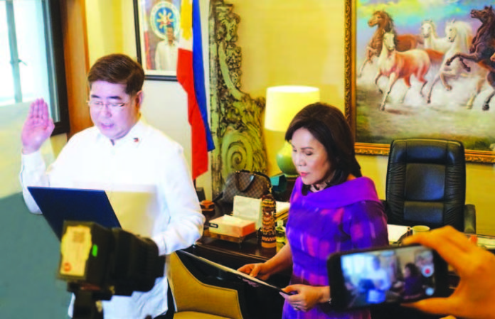 Palace probes P60-M tourism ad