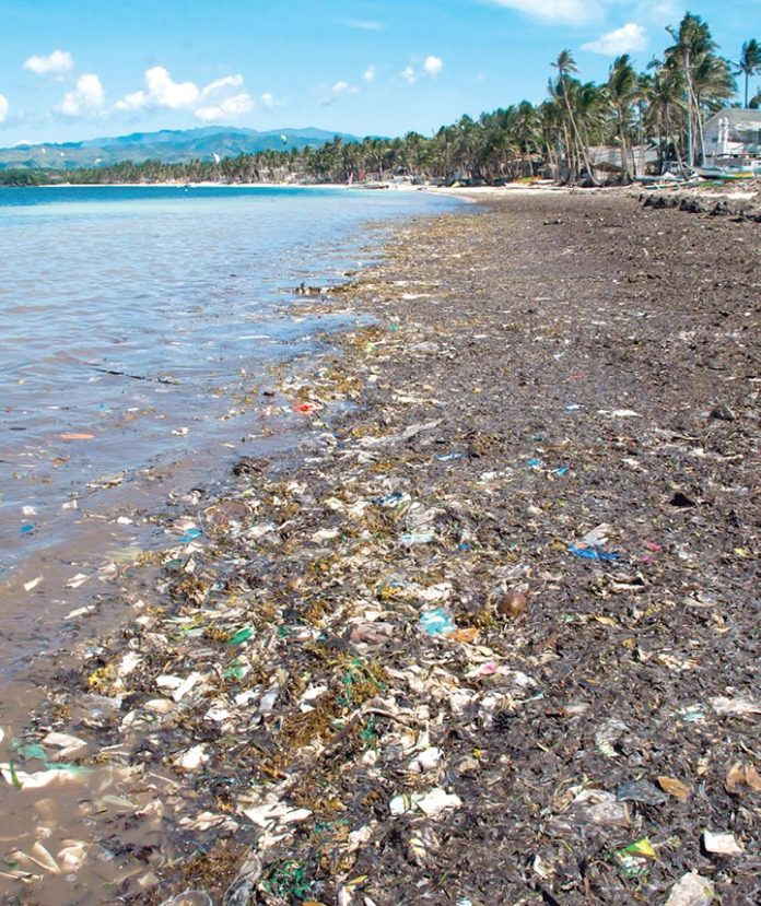 Boracay Beach: DENR: Time To Ditch Single-use Plastic In Boracay