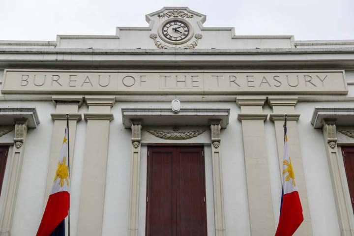 High rates force bureau of the treasury to reject all bids in t