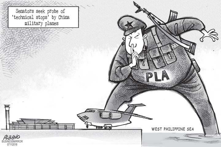 Editorial Cartoon July 11, 2018 | BusinessMirror