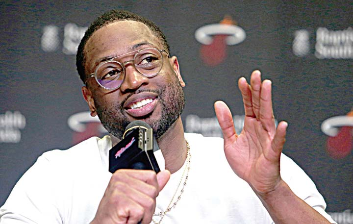 Wade signs 'lifetime' deal with Li-Ning   BusinessMirror