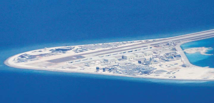 'China blocking Asean access to $2.5-tillion energy resources in South China Sea' | Bernadette D. Nicolas