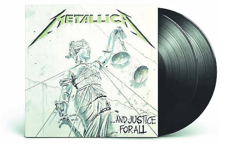 ON August 25 The Fourth Studio Album Of Metallica Marked Another Anniversary Its First Release In 1988