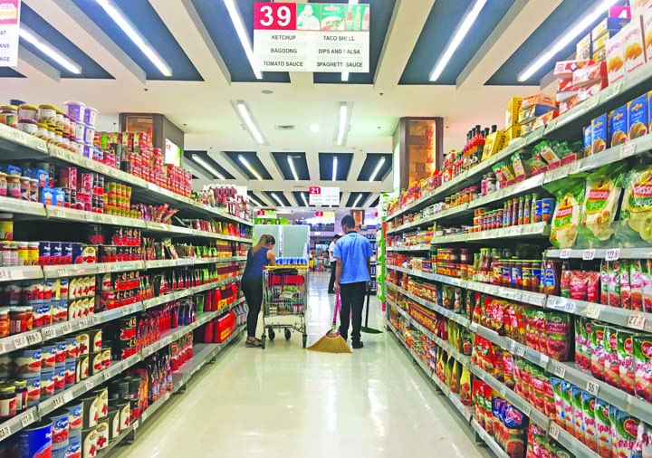Grocery bag reflects inflation: Prices up 11% | BusinessMirror