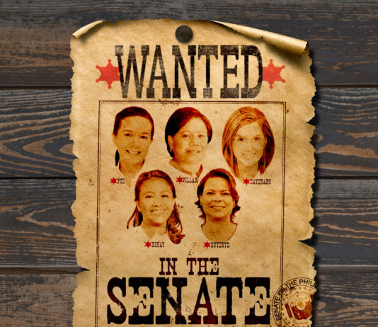 Wanted in the Senate