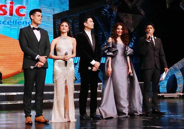 PMPC Star Awards for Music shines with 'A Decade of OPM Excellence