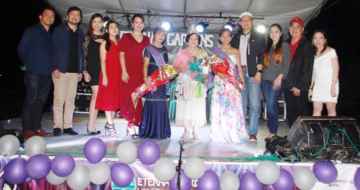 Elegant seniors reign at Ms  Eternal Beauty Lipa 2018 beauty pageant