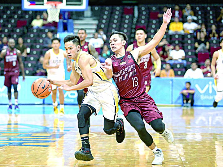 Tigers play relaxed, fun hoops vs. Maroons   BusinessMirror