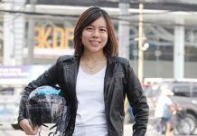 Angeline Tham, founder and chief executive officer of Angkas.