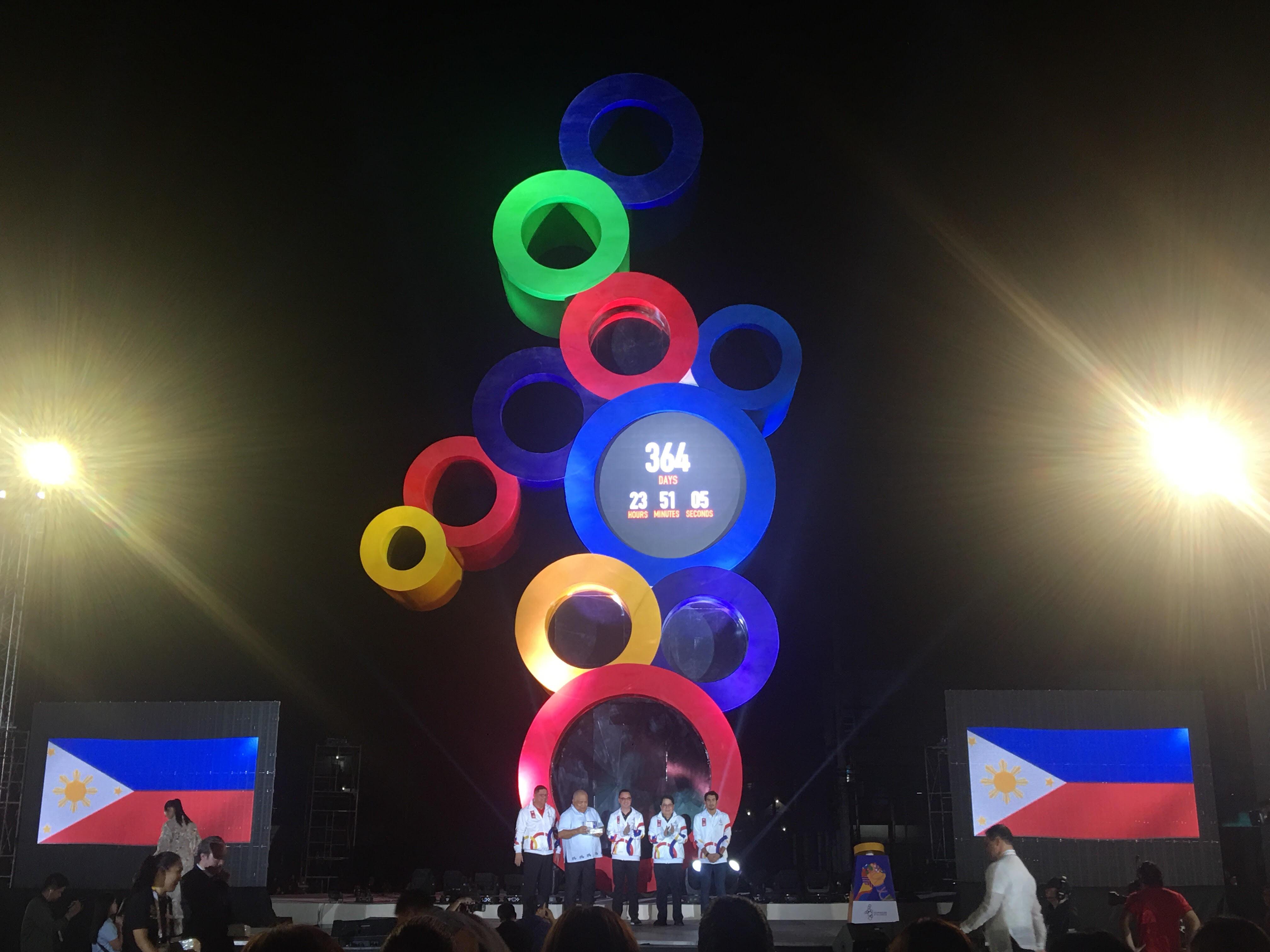 schedule asian games 2019