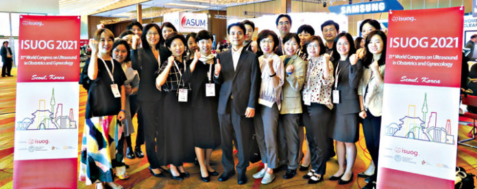 South Korea secures World Congress on Ultrasound in Obstetrics and Gynecology