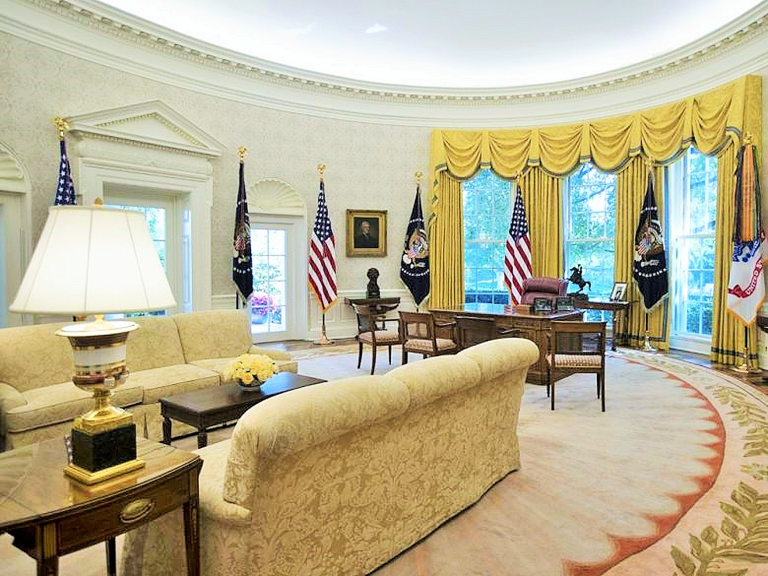 The Rooms Of White House Businessmirror