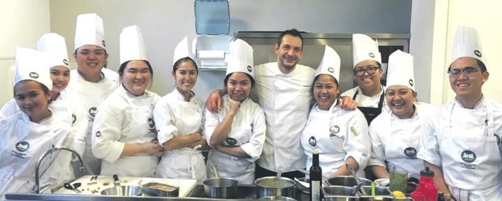Filipino Students Train At Italian Culinary Institute Businessmirror