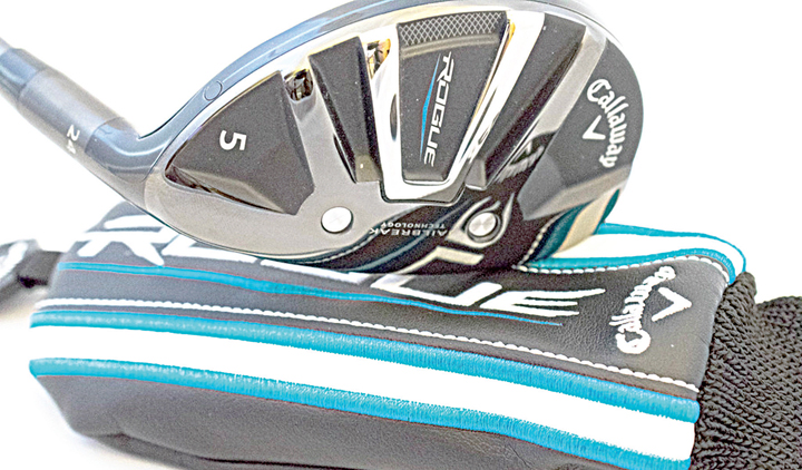 Equipment Review Callaway Rogue Hybrid | BusinessMirror