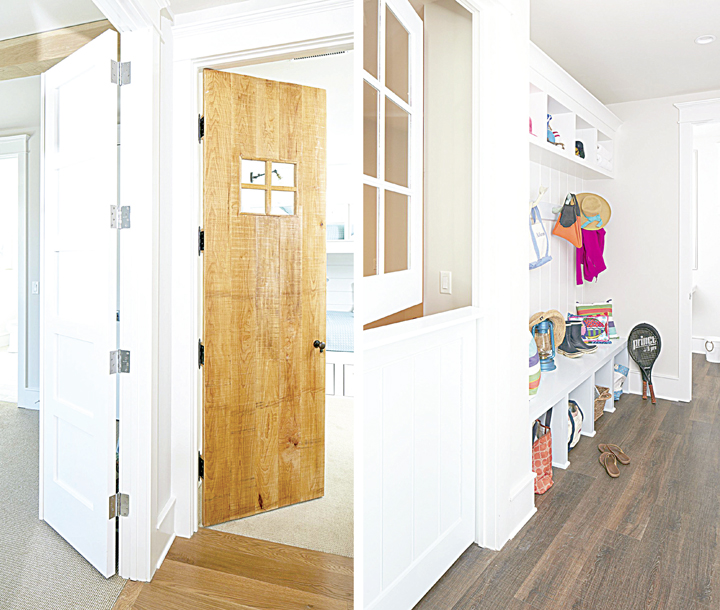 Interior Doors Can Add Light Personality Businessmirror