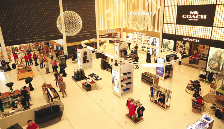 Luxury brands, the Philippines' finest at Luxe Duty Free