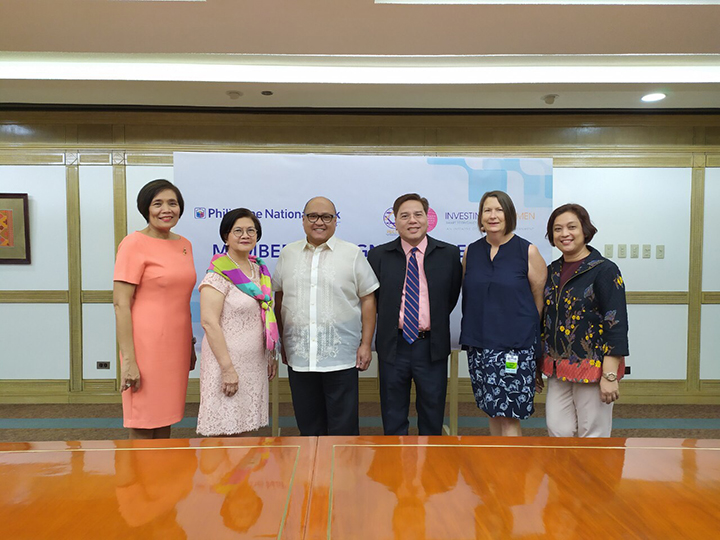 Pnb 1st Bank To Join Philippine Business Coalition For Women