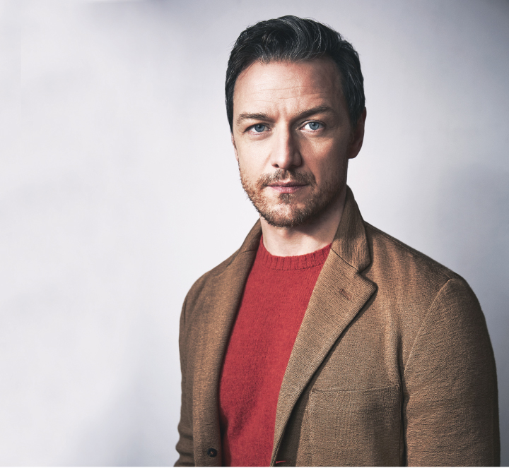 James McAvoy in the 'Dark'