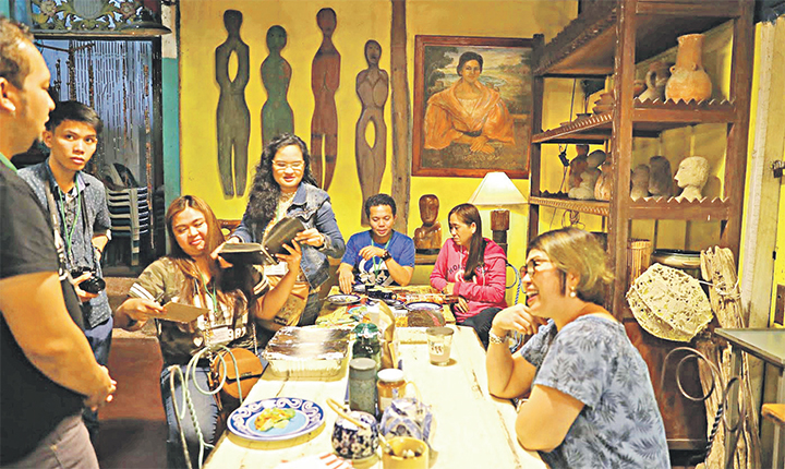 Inday Cadapan continues to touch lives