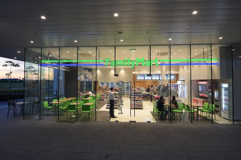 FamilyMart: Authentic Japanese 'konbini' experience