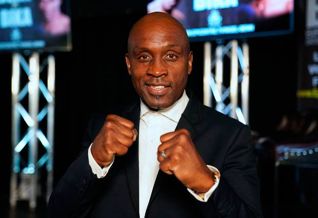 Benn returning to ring at 55 to fight Bika